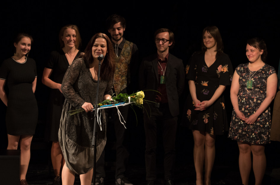 The Student Jury Prize - Beauty and Filth (The Irreplaceability of the Unnameable)