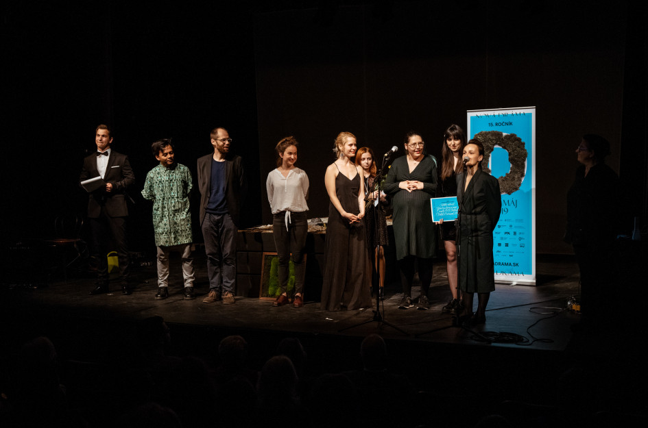 The Bratislava Audience Prize Collective work: Love you and take care